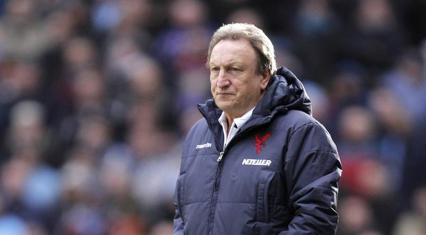 Manager Neil Warnock expects to be criticised for Palace's defeat to Southampton
