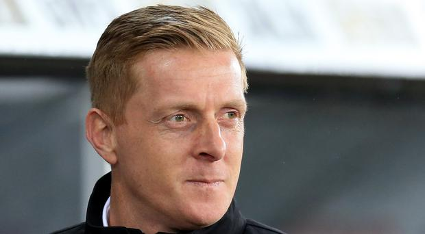 Garry Monk was pleased to see Swansea keep another clean sheet