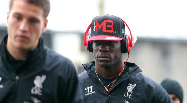 Liverpool's Mario Balotelli has been linked with a return to Italy