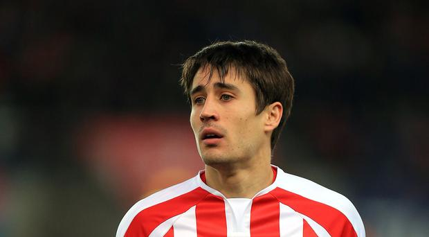 Bojan Krkic has impressed boss Mark Hughes