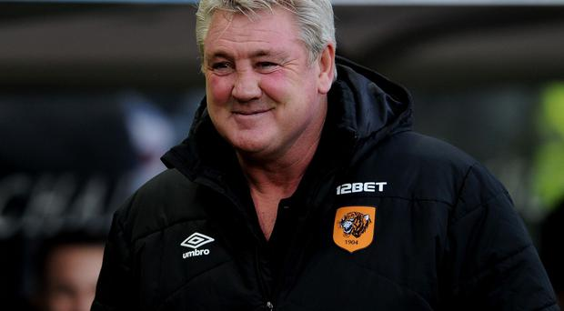 Steve Bruce believes the clash with Leicester is a massive game for Hull