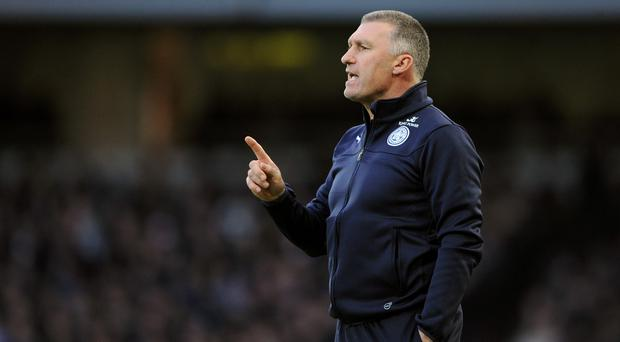 Leicester manager Nigel Pearson concedes his team were lucky to beat Hull