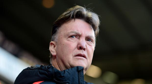 Louis van Gaal's Manchester United side played out a goalless draw with Tottenham