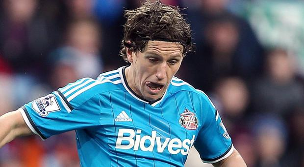 Billy Jones feels Sunderland failed to make the most of their numerical advantage at Villa Park