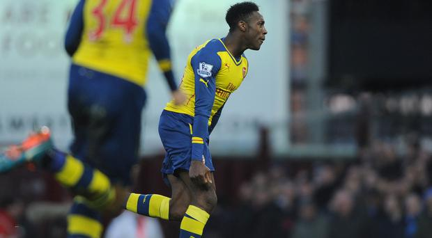 Danny Welbeck wants Arsenal to focus quickly again having beaten West Ham on Sunday
