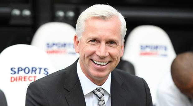 Alan Pardew is reportedly close to quitting Newcastle and taking over as manager of his former club Crystal Palace
