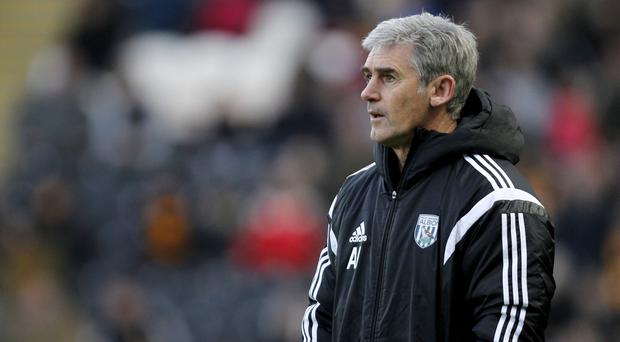 West Brom are looking for a new boss following the departure of Alan Irvine