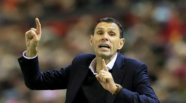 Sunderland head coach Gus Poyet is keeping his fingers crossed ahead of the January transfer window