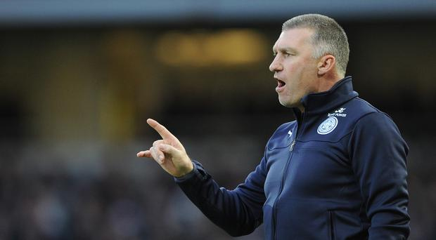 Leicester manager Nigel Pearson has called for the introduction of video technology