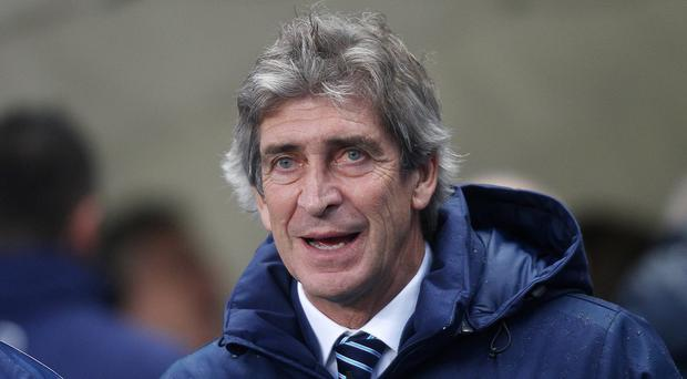 Manchester City manager Manuel Pellegrini was pleased with his side's victory over Sunderland