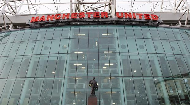Season tickets at Old Trafford are being frozen for another season