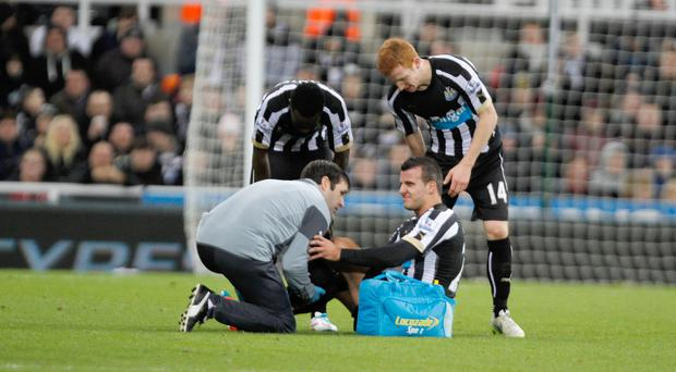 Steven Taylor confirmed on social media that he would miss the rest of the season after rupturing his Achilles