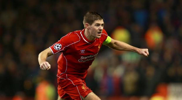 Steven Gerrard has chosen to move to America when he leaves Liverpool in the summer