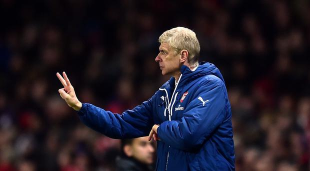 Arsene Wenger believes Arsenal have all the attacking options they need