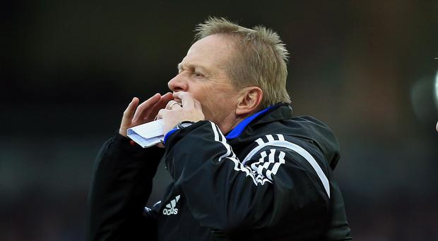 Keith Downing has left West Brom along with Dean Kiely and Rob Kelly