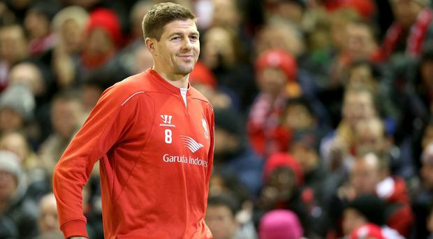 Liverpool captain Steven Gerrard is close to agreeing a deal with LA Galaxy.