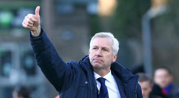 Alan Pardew is hoping to enjoy wider approval at Crystal Palace, where he enjoyed four years as a player