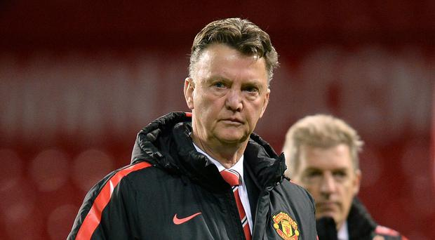Louis van Gaal hopes to create a world-beating team at Old Trafford