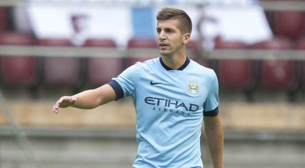 Matija Nastasic appears to be on his way out of Manchester City