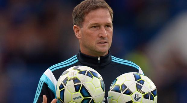Chelsea's assistant coach Steve Holland praised the players for their second-half performance against Newcastle.