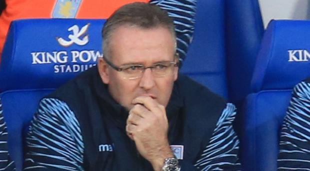 Aston Villa manager Paul Lambert, pictured, is close to signing Valencia's Carles Gil.