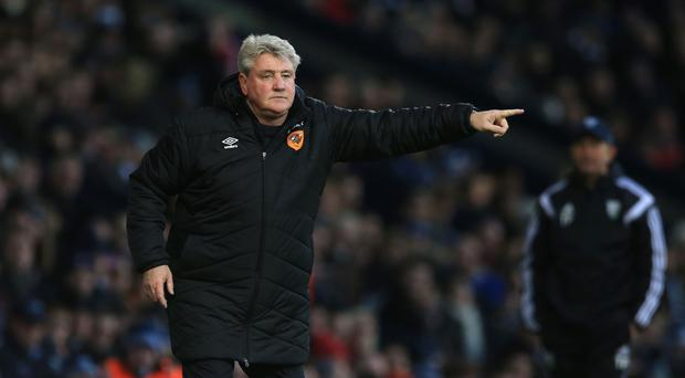 Steve Bruce's Hull slipped into the Barclays Premier League relegation zone over the weekend.
