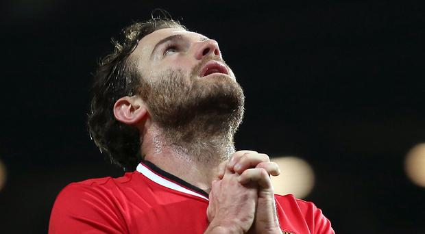 Juan Mata and Manchester United need to find a response