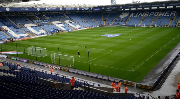 Andrej Kramaric could soon be playing at the King Power Stadium