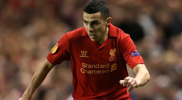 Oussama Assaidi has left Liverpool