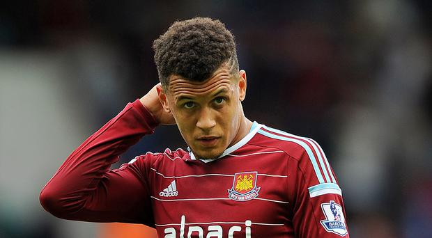 Ravel Morrison could be heading for an Upton Park exit