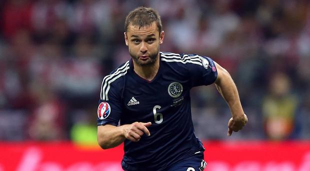 Shaun Maloney is free to discuss terms with Leicester