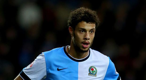 Rudy Gestede scored 25 goals during the whole of 2014
