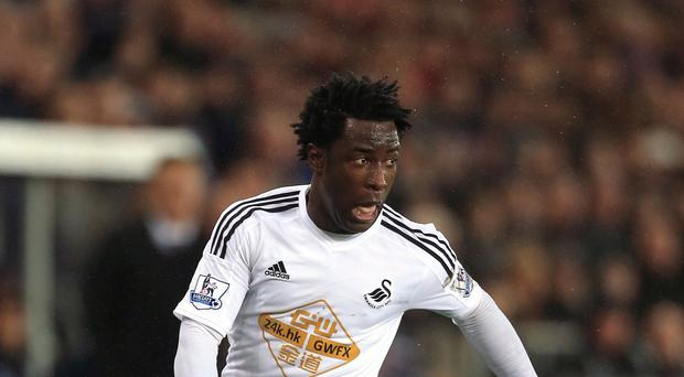 Manchester City this week completed the signing of Swansea's Wilfried Bony