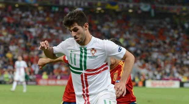 Nelson Oliveira is looking to make his mark in England