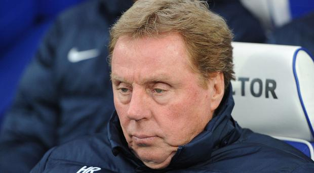 Harry Redknapp is under pressure at QPR