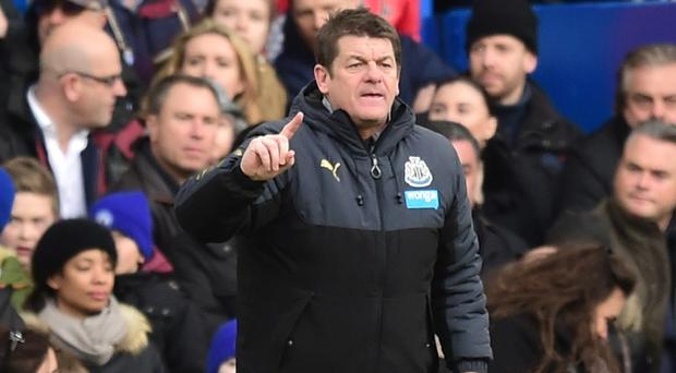 John Carver wants Newcastle to make a permanent appointment sooner rather than later