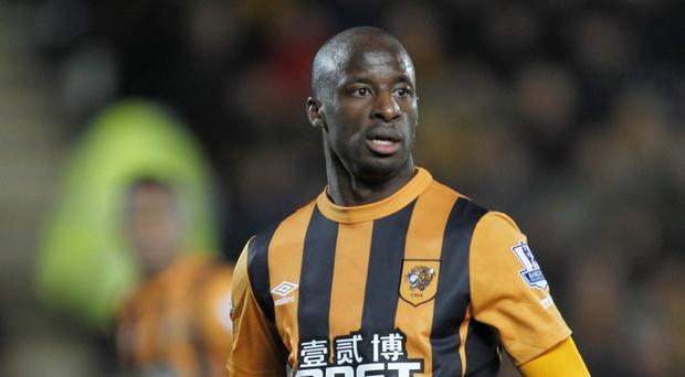 Hull's Sone Aluko dawdled over two scoring chances against West Ham