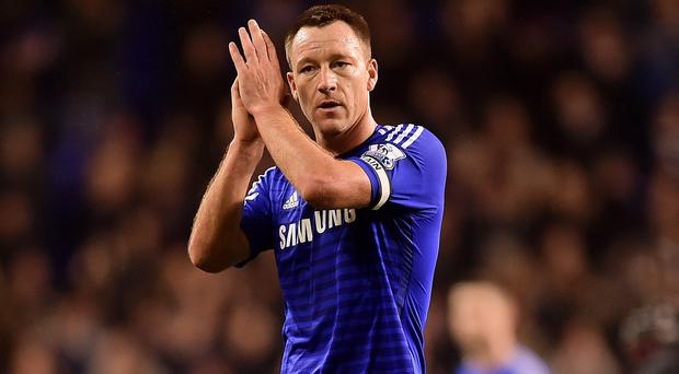 Chelsea captain John Terry is eyeing four trophies this season