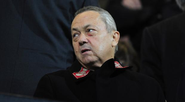 David Sullivan sees West Ham as potential Champions League winners