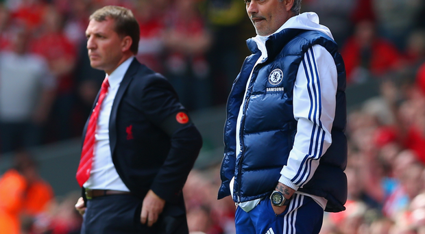 Liverpool boss Brendan Rodgers worked with Jose Mourinho during the latter's first spell at Chelsea