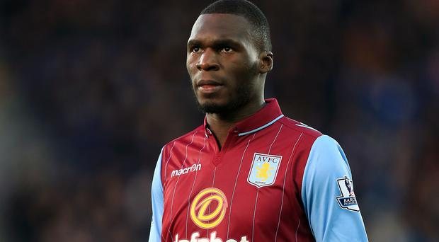 Christian Benteke has scored two of Aston Villa's 11 league goals this season
