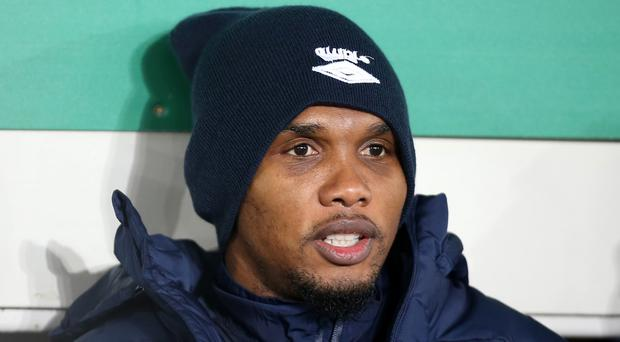 Everton's Samuel Eto'o has reportedly agreed an 18-month contract with Sampdoria