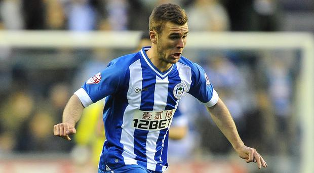 Callum McManaman is a target for both West Brom and Hull
