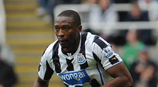 Shola Ameobi is close to joining West Brom
