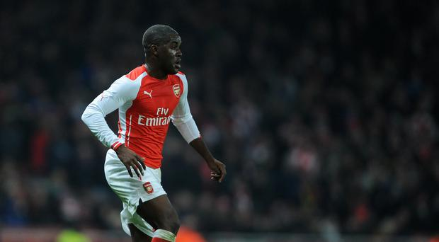 Arsenal Costa Rica forward Joel Campbell has completed a loan move to Villarreal.