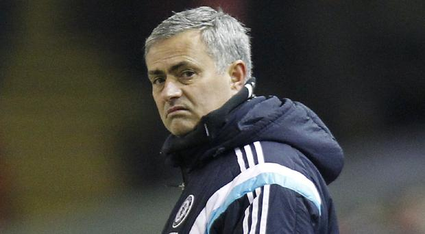 Jose Mourinho has been fined £25,000 and warned over his future conduct by the Football Association