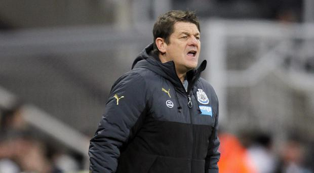 John Carver says he will not allow Newcastle's season to 'drift away'