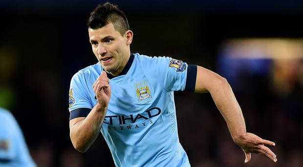 Sergio aguero needs a goal says pablo zabaleta for Epl league table 98 99