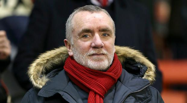 Liverpool chief executive Ian Ayre has reported a positive set of financial results