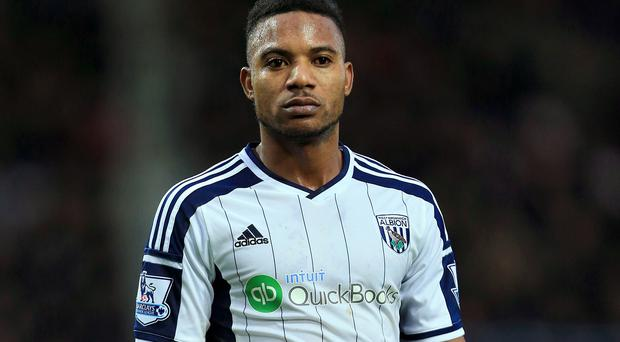 Stephane Sessegnon was booked for diving on Saturday